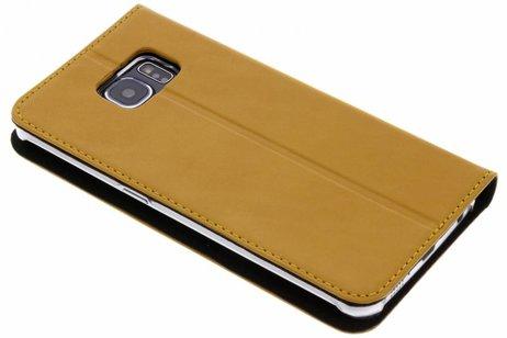 Samsung Galaxy S6 Edge hoesje - Valenta Classic Style Booktype