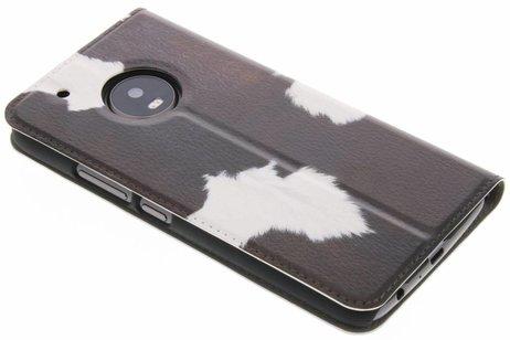 Motorola Moto G5 Plus hoesje - Design Hardcase Booktype voor