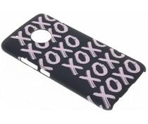Design Hardcase Backcover Motorola Moto G5 Plus
