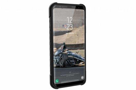 Samsung Galaxy S9 Plus hoesje - UAG Monarch Backcover voor