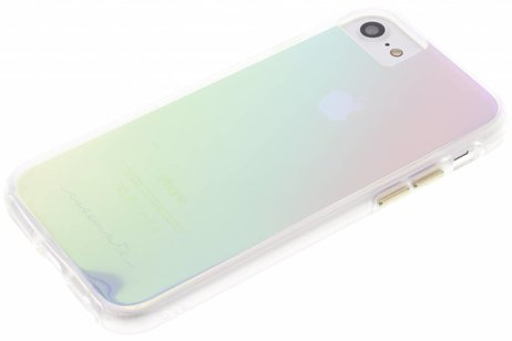 Case-Mate Iridescent Naked Tough Backcover voor iPhone 8 / 7 / 6s / 6