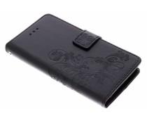Klavertje Bloemen Booktype Sony Xperia XA2