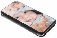 Samsung Galaxy S9 gel booktype hoes ontwerpen (eenzijdig)