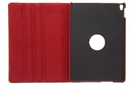 360° Draaibare Bookcase voor iPad Pro 10.5 / Air 10.5 - Rood