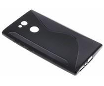 Zwart S-line TPU hoesje Sony Xperia L2