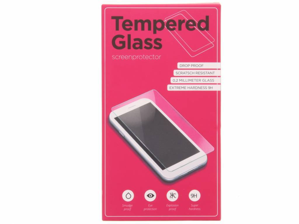 Gehard glas screenprotector Nokia 8