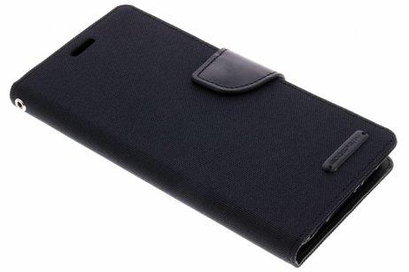 Samsung Galaxy S9 Plus hoesje - Mercury Goospery Canvas Diary