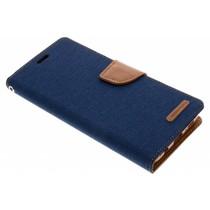 Mercury Goospery Canvas Diary Booktype Samsung Galaxy S9 Plus