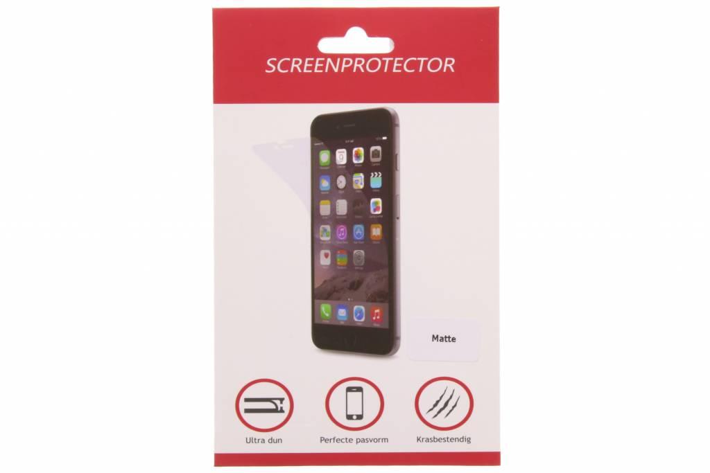 Anti-fingerprint screenprotector LG K11