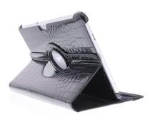 360° Draaibare krokodil Bookcase Samsung Galaxy Tab 2 10.1