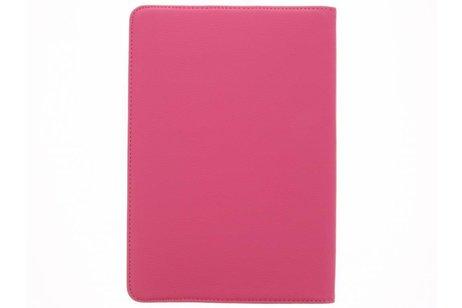 360° Draaibare Bookcase voor Samsung Galaxy Tab 2 10.1 - Roze
