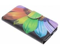 Design Softcase Booktype Samsung Galaxy J3 (2017)