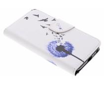 Design TPU booktype hoes Samsung Galaxy J3 (2017)