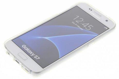 Samsung Galaxy S7 hoesje - Design Backcover voor Samsung
