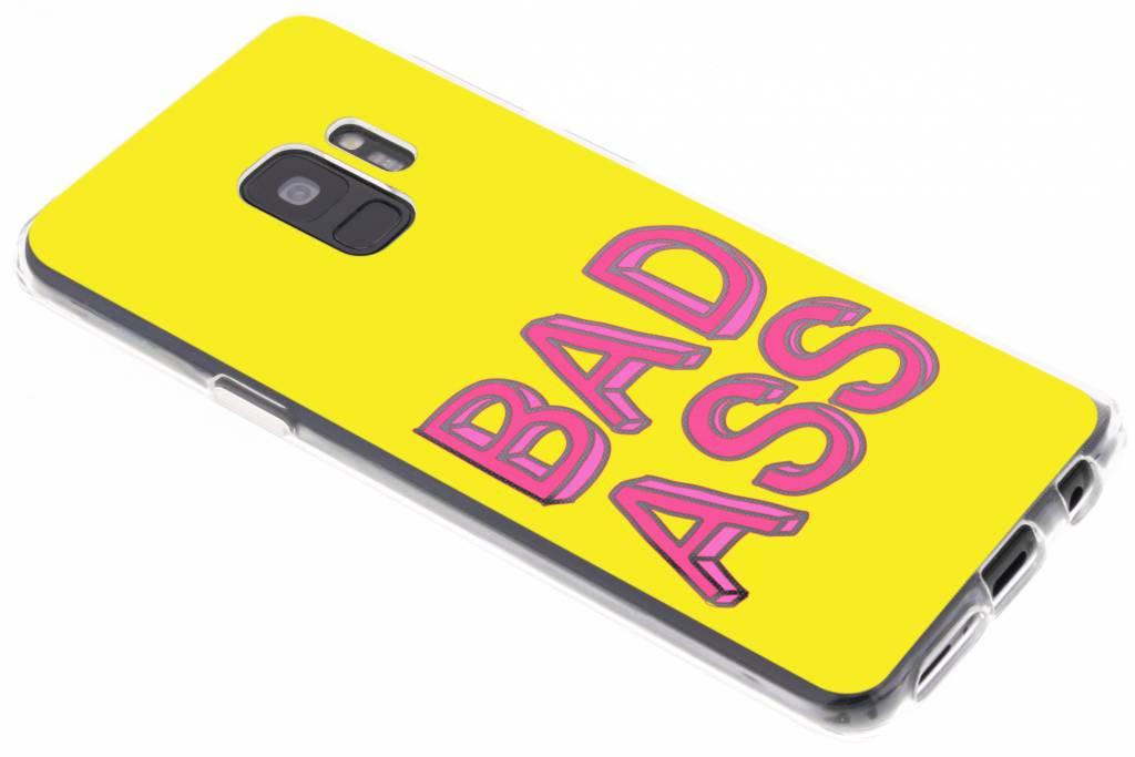 tui En Silicone De Conception De Papaye Pour Samsung Galaxy S9 pDX6IZ