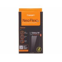 Spigen Neo Flex Screenprotector Duo Pack Samsung Galaxy S9