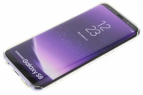 Samsung Galaxy S8 hoesje - Design Backcover voor Samsung