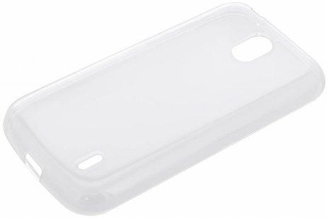 Nokia 1 hoesje - Softcase Backcover voor Nokia