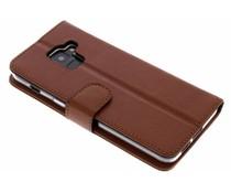 Valenta Classic Luxe Booktype Samsung Galaxy A8 (2018)