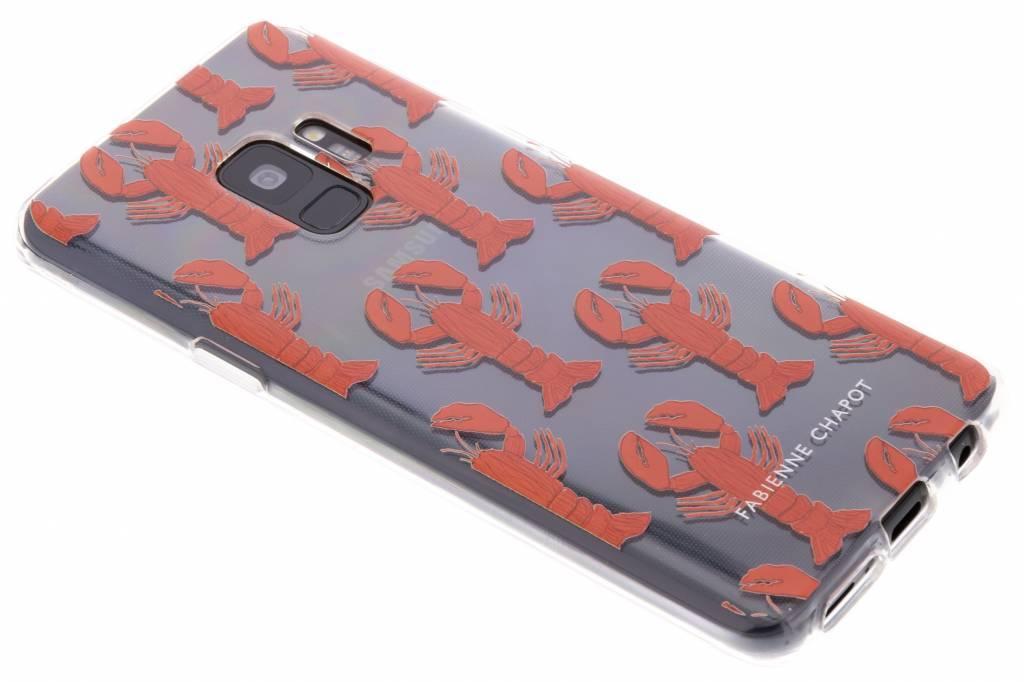 Cas De Papayes Conception De Silicone Pour Samsung Galaxy S9 ryWX4