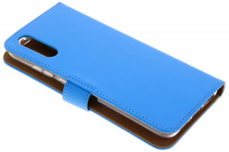 Huawei P20 hoesje - Selencia Luxe Softcase Booktype