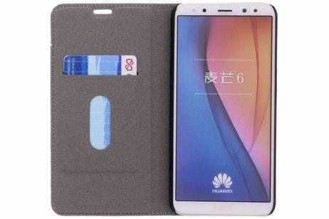 Huawei Mate 10 Lite hoesje - Design Hardcase Booktype voor