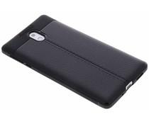 Lederen Backcover met stiksel Nokia 3