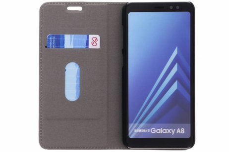 Samsung Galaxy A8 (2018) hoesje - Design Hardcase Booktype voor