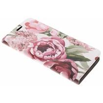 Design Hardcase Booktype Samsung Galaxy A8 (2018)