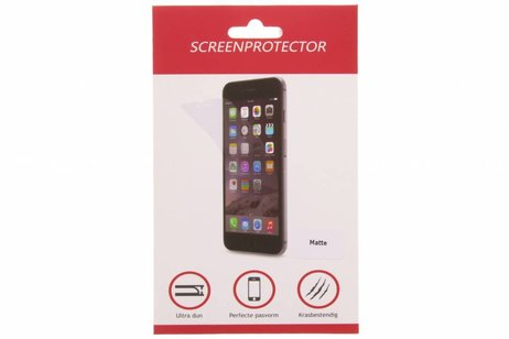 Anti-fingerprint Screenprotector voor Sony Xperia XZ2