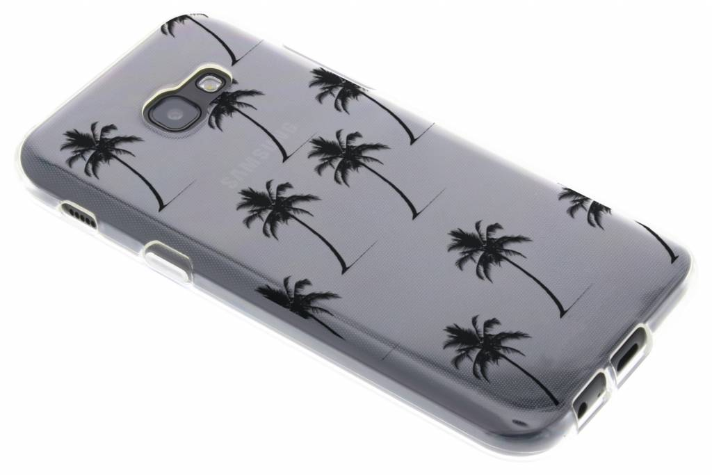 Design Backcover voor Samsung Galaxy A5 (2017) - Palmtrees