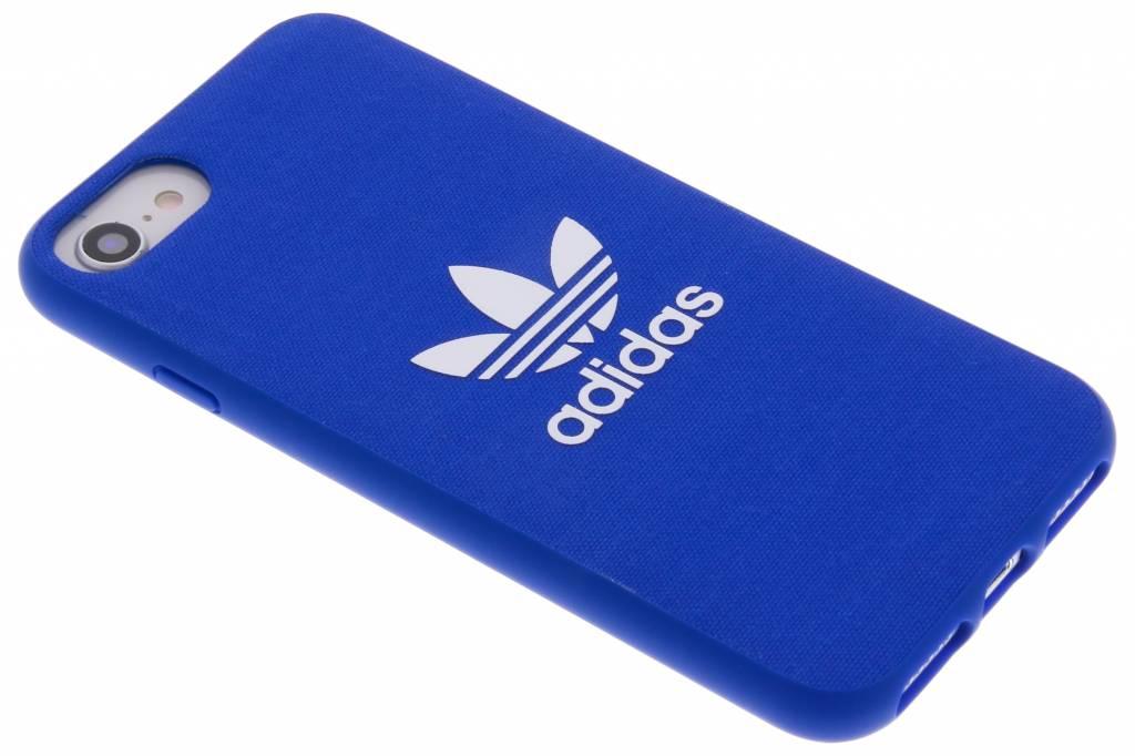 adidas Originals Adicolor Backcover voor iPhone 8 / 7 / 6s / 6 - Blauw