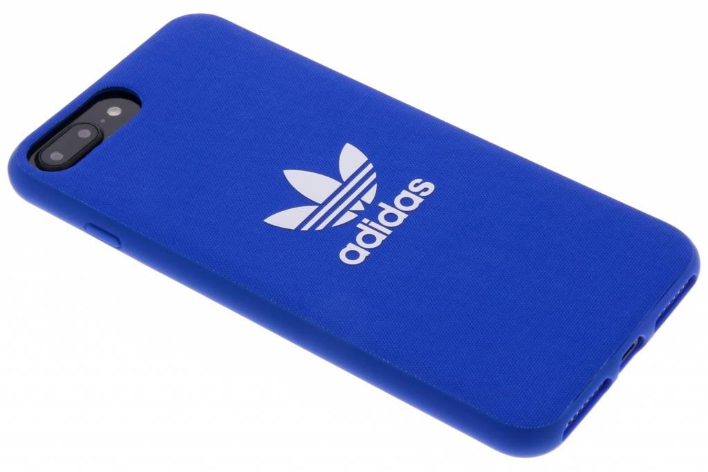 adidas Originals Adicolor Backcover voor iPhone 8 Plus / 7 Plus / 6(s) Plus - Blauw