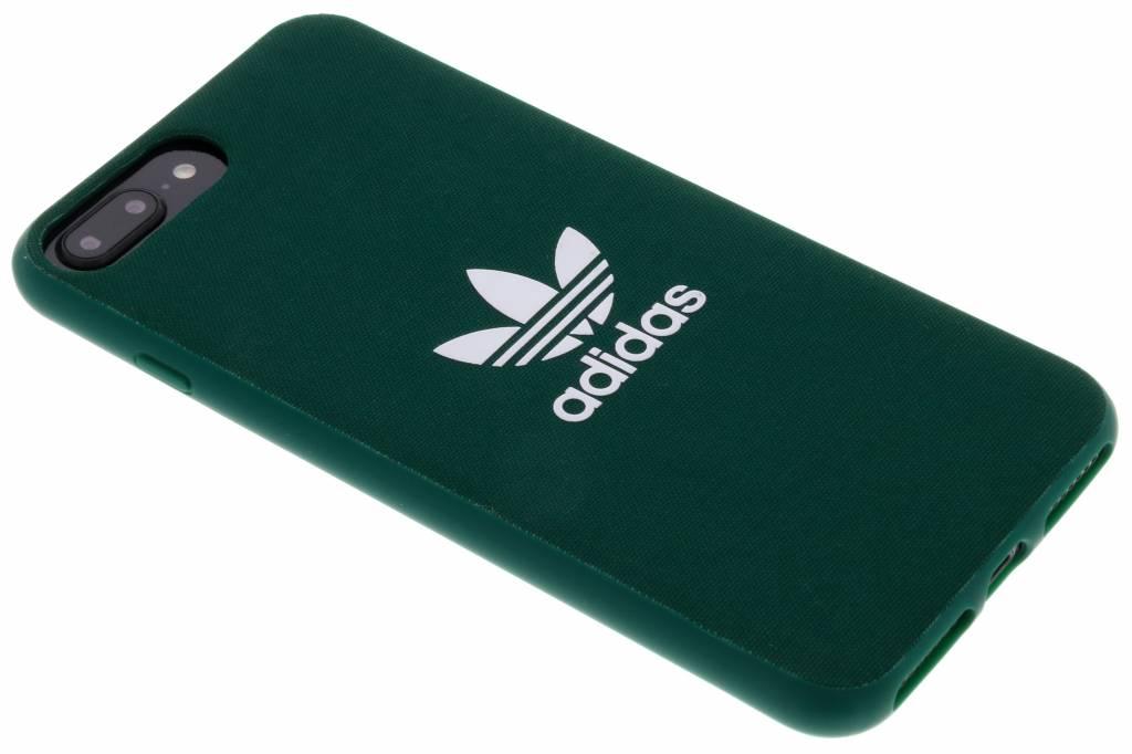adidas Originals Adicolor Backcover voor iPhone 8 Plus / 7 Plus / 6(s) Plus - Groen
