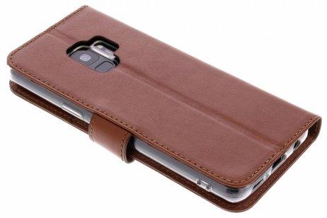 Samsung Galaxy S9 hoesje - Valenta Premium Booktype voor