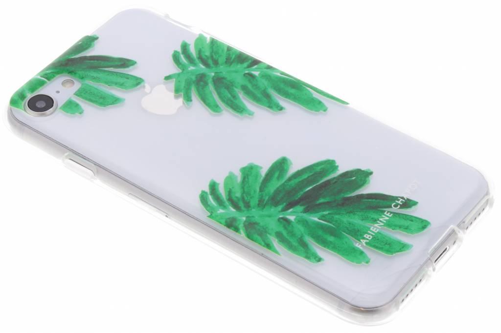 Fabienne Chapot Design Softcase Backcover voor iPhone 8 / 7 - Citrus Leaf