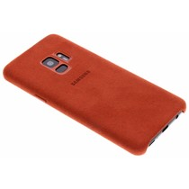 Samsung Alcantara Backcover Samsung Galaxy S9