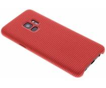 Samsung Rood originele Hyperknit Cover Galaxy S9