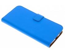 Selencia Luxe Softcase Booktype Motorola Moto G6 Plus