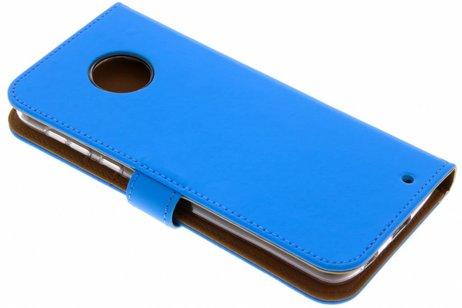 Motorola Moto G6 Plus hoesje - Selencia Luxe Softcase Booktype
