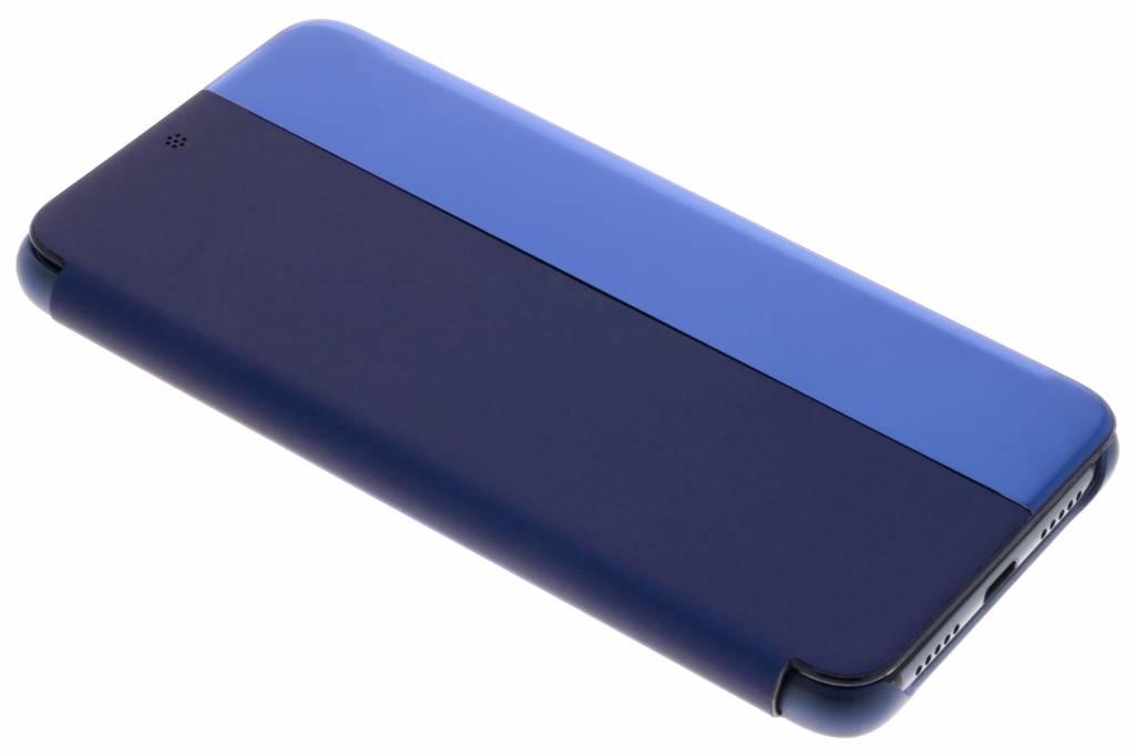 Huawei Smart View Flip Case voor Huawei P20 - Blauw