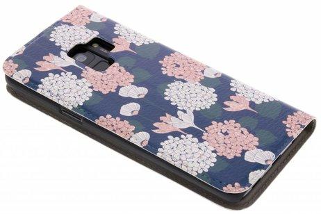 Samsung Galaxy S9 hoesje - Design Hardcase Booktype voor