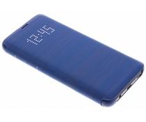 Samsung Blauw originele LED View Cover Galaxy S9