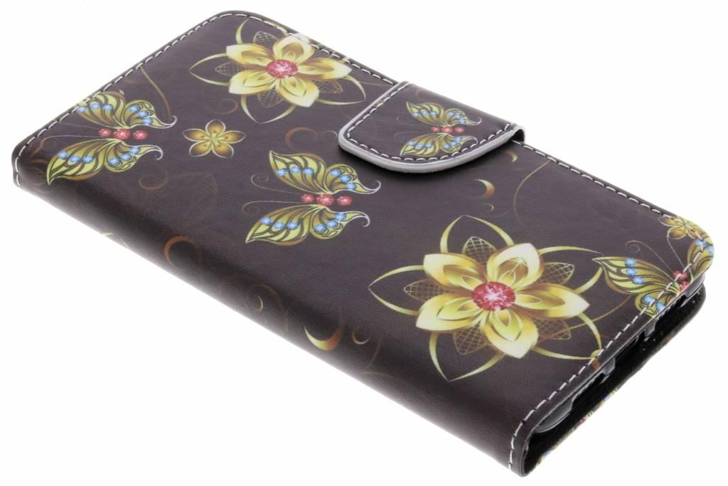Design Softcase Booktype voor Huawei P20