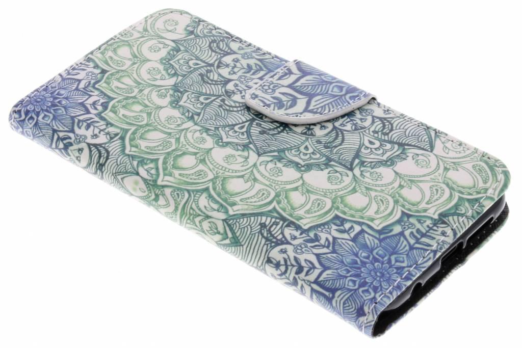 Design Softcase Booktype voor Huawei P20 Lite