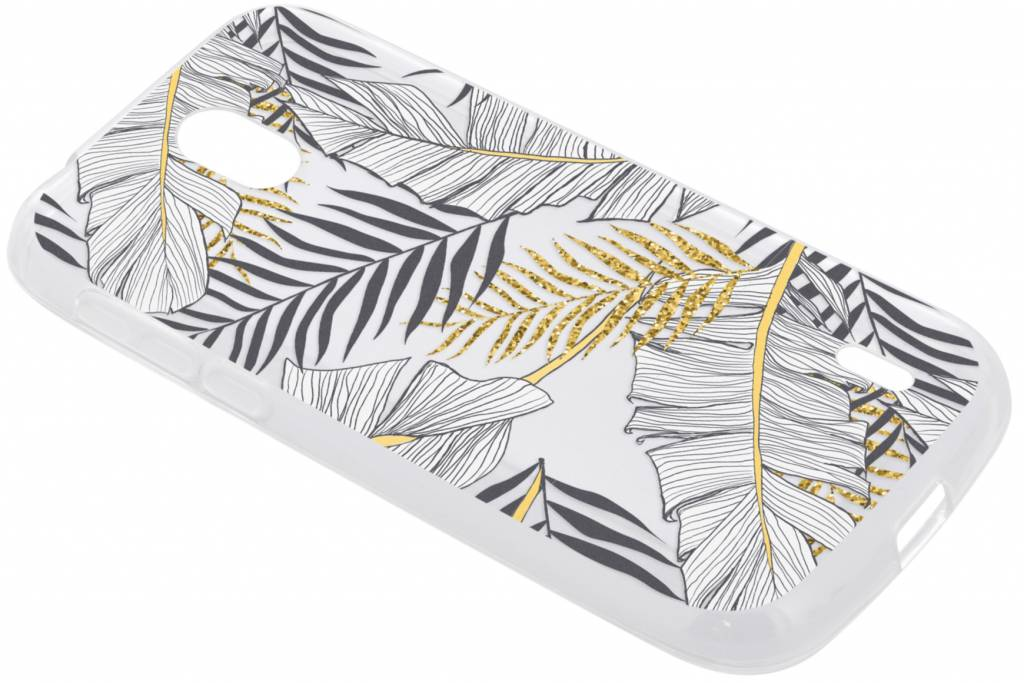 Design Backcover voor Nokia 1 - Glamour Botanic