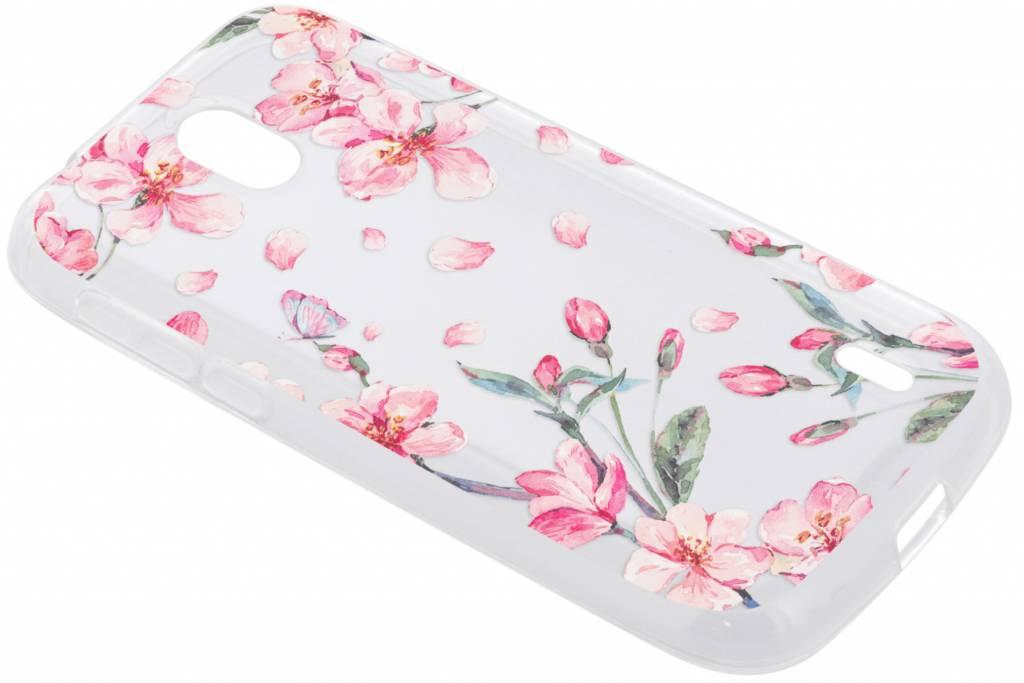 Design Backcover voor Nokia 1 - Bloesem Watercolor