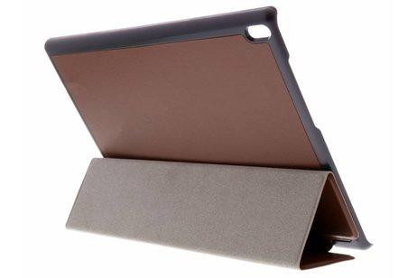 Lenovo Tab 4 10 inch Plus hoesje - Stand Bookcase voor Lenovo
