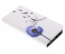 Design Softcase Booktype Huawei P20