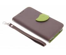 Blad Design Booktype Samsung Galaxy S5 (Plus) / Neo